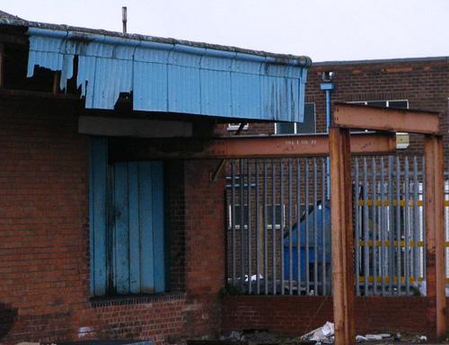 industrial estate glazing