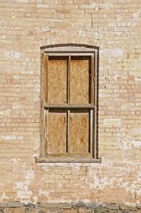window boarding